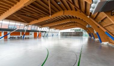 Sports centre Cimadolmo